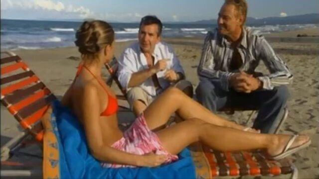 Солнце, пляж и секс (полнометражный порно фильм c русским переводом)