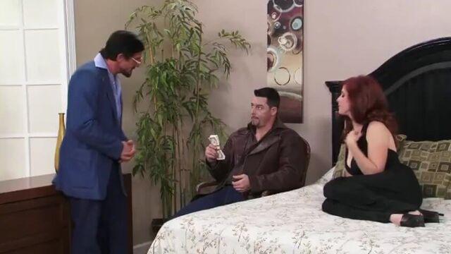 Афера по американски, XXX порно пародия (порнофильм с русским переводом)