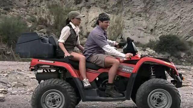 Девушки и квадроциклы (2007) порно фильм с русским переводом