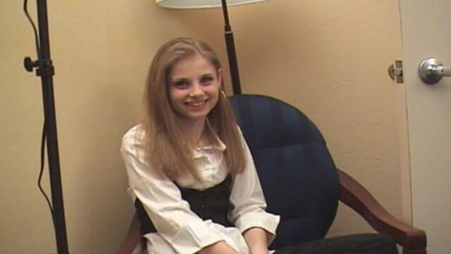 Самый первый секс кастинг с 18-ти летней Lil Candy