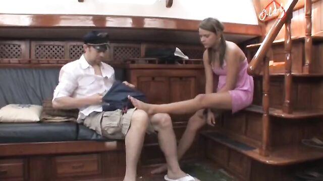 Инерция / Inertia (2010) эротический фильм с русским переводом