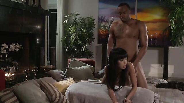 Межрасовые развлечения / Interracial Sexcapades (2016) эротический фильм