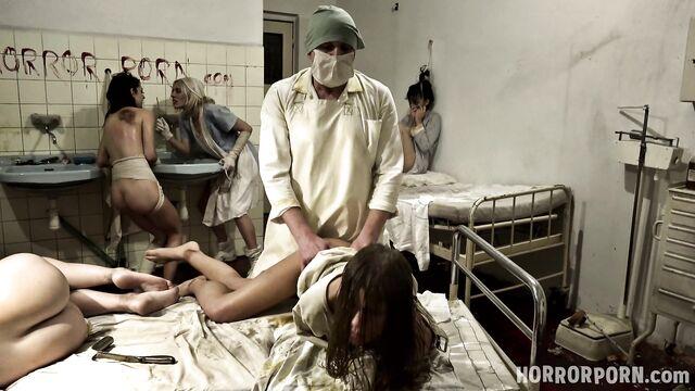 Pandemonium Hellspital - ужасы в адской клинике для душевно больных