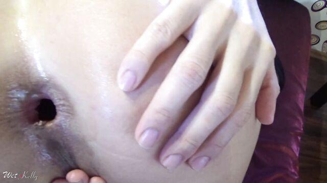 Нарезка кремпай секс видео роликов: кончаем прямо в очко!