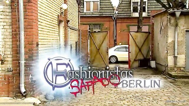 Модники Сафадо: Берлин / Fashionistas Safado: Berlin (с русским переводом)