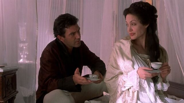 Соблазн / Original Sin (2001) полный фильм с Анджелиной Джоли