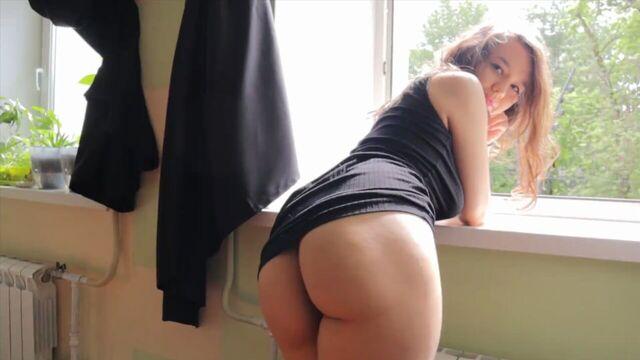 Домашнее русское любительское порно с диалогами