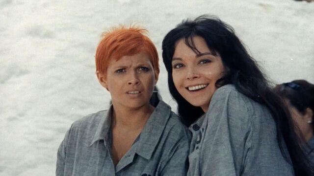 99 женщин / 99 Women (1969) ретро порно фильм с русским переводом!