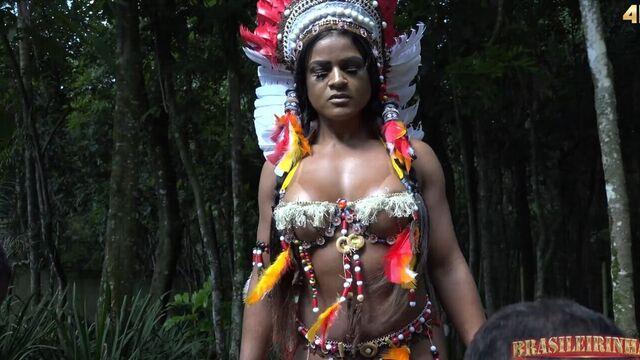 Индийская шлюха | Índias Safadas (2019) бразильский порно фильм