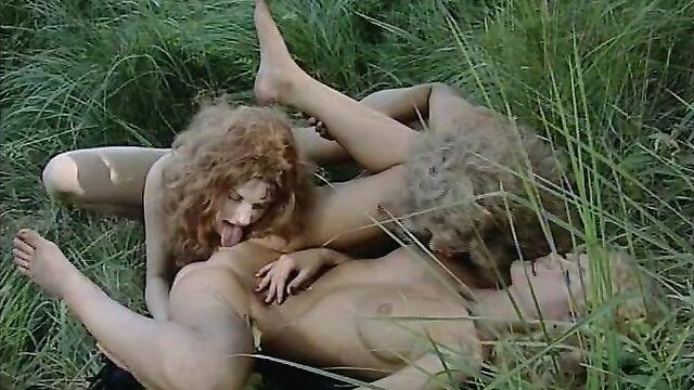 Вий - русская порно версия фильма от А. Оганезова и SPCompany