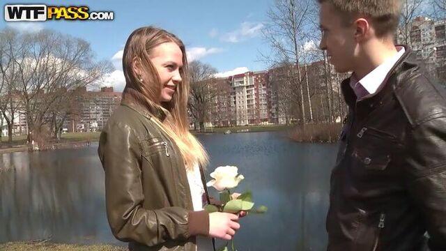 Русское порно в честь 8 марта