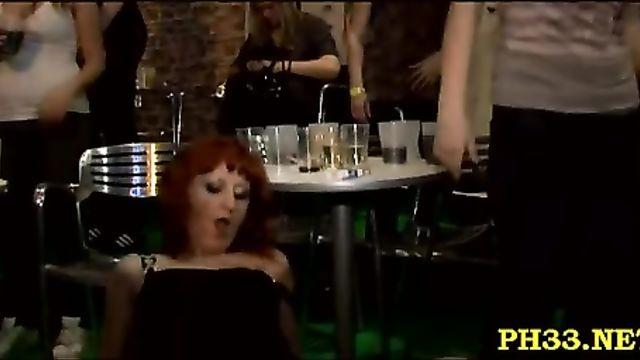 Закрытая элитная секс вечеринка