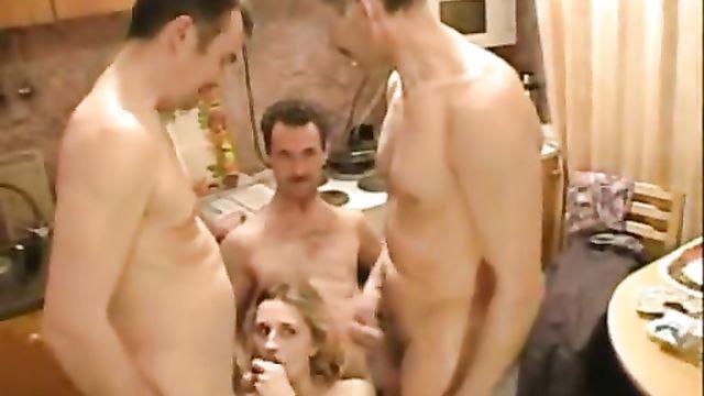 Как снимается порно (За кулисами, жизнь за кадром) - фильм 4
