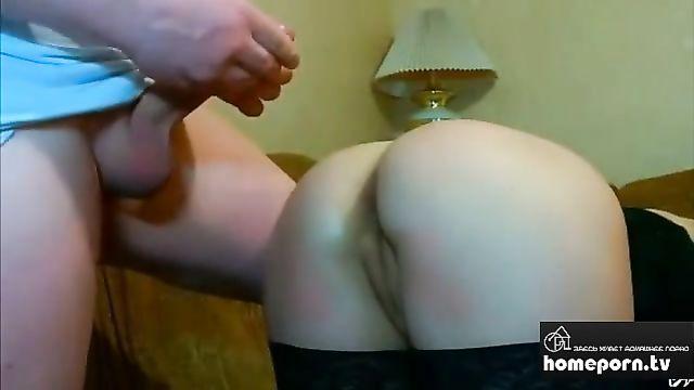 Частное домашнее русское порно видео анального фистинга