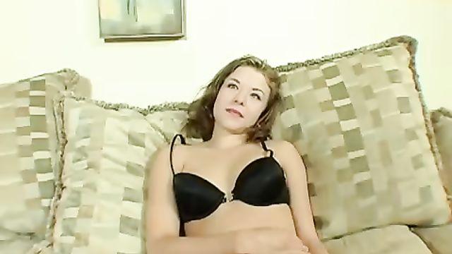 Черный толстый длинный член в анале блондинки