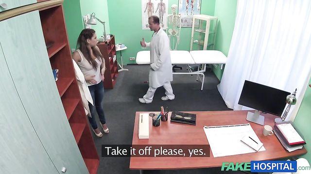 Ангелина Дорошенкова в фейковой больнице полное видео