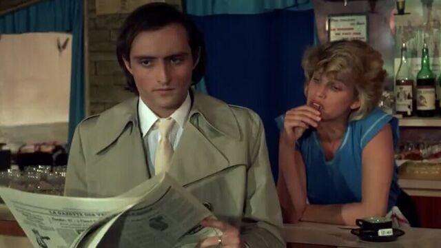Прекрасная пленница / La belle captive (1982) эротический фильм