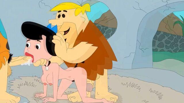 Флинстоуны: Пародия XXX (The Flintstones: A XXX Parody) CD2 русский перевод