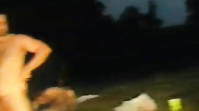 Полное порно видео легендарных русских свингеров