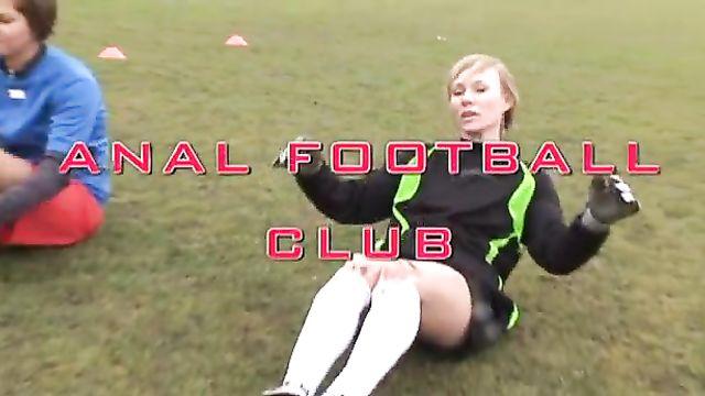 Анальный футбольный клуб - порно фильмы