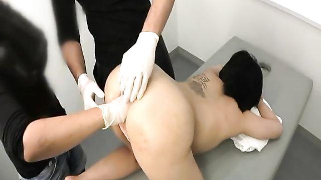 Анальные фистинг эксперименты в клинике