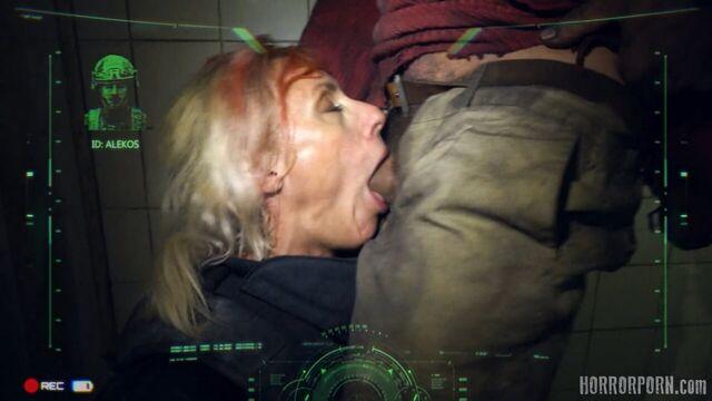 Порно ужасы: Жаждущие секса зомби атакуют нашу планету