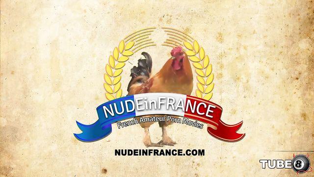 Любительское французское групповое порно видео свингеров