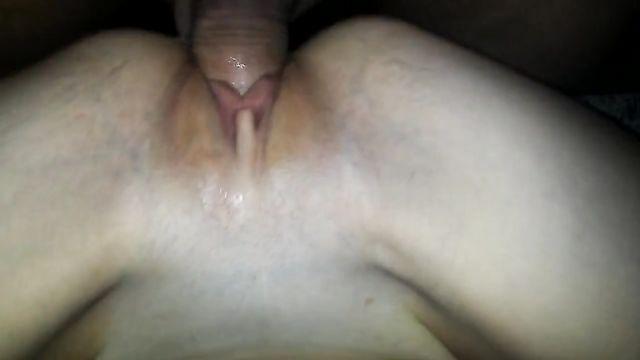 Домашнее порно и оргазмы с очень худой девушкой