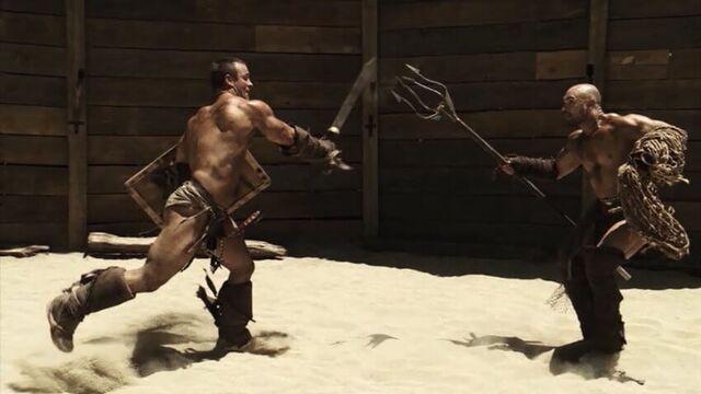 Спартак MMXII Начало / Spartacus MMXII: The Beginning на русском