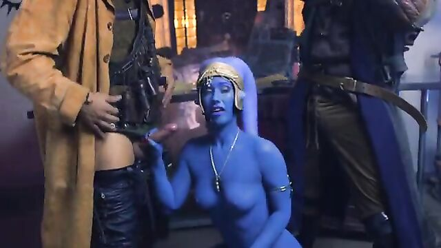 Звездные Войны: Другой Мир / Star Wars Underworld: A XXX Parody (2016) CD1