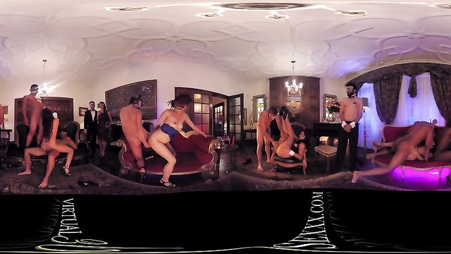 Панорамное порно виртуальной реальности: VR Porn Videos