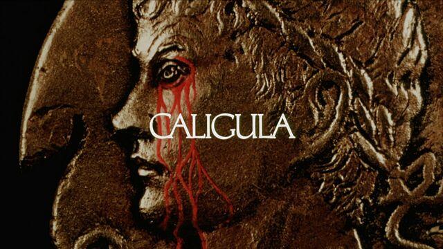 Калигула - полнометражный порно фильм с русским переводом