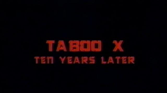 Табу 10 / Taboo 10 - полный порно фильм для взрослых