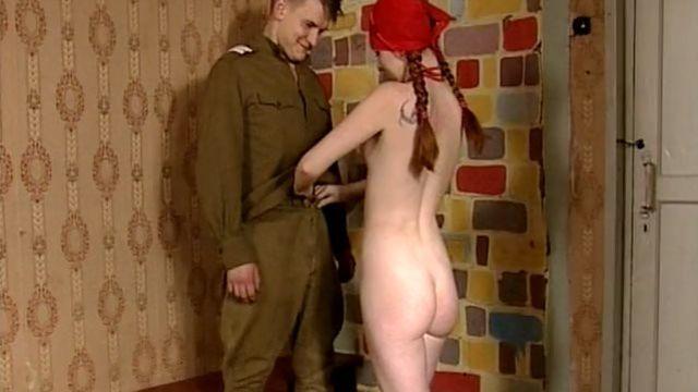 Русский порно фильм Чапаев (часть 2)