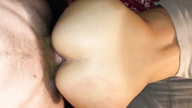 Домашнее порно: Жена тащиться от такого секса