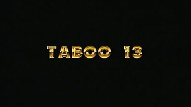 Табу 13 / Taboo 13 / Запрет 13 (1994) ретро порно фильм