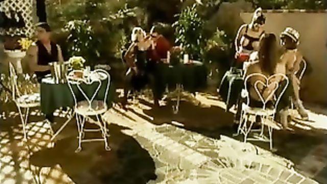 Ретро порно фильм Табу 18 / Taboo 18 (1997)