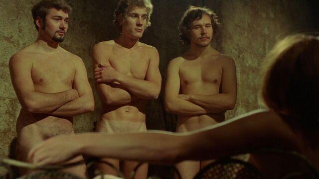 Сексуальные приключения трех мушкетеров (1971)