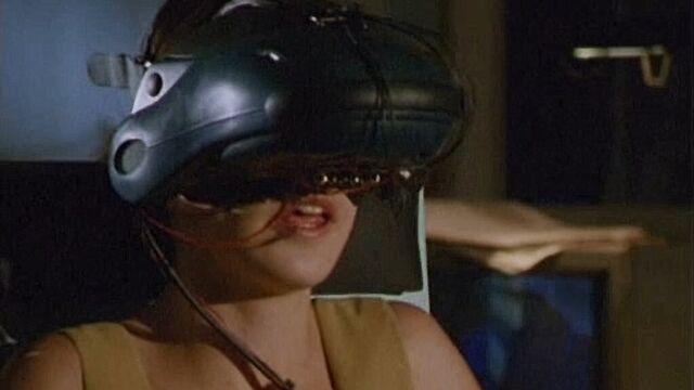 Виртуальная страсть / Virtual desire (1995) с русским переводом
