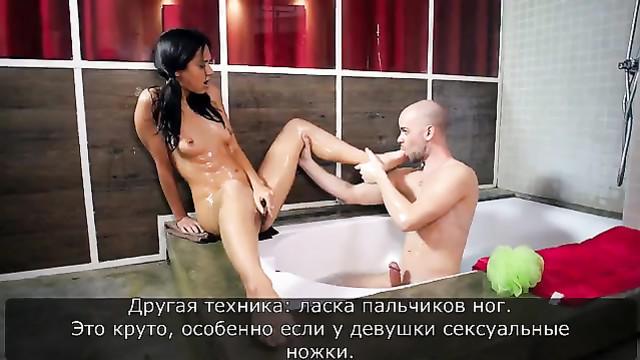 Порно фильм: 50 техник, как ласкать киску - Sex Workout (2006) русские субтитры