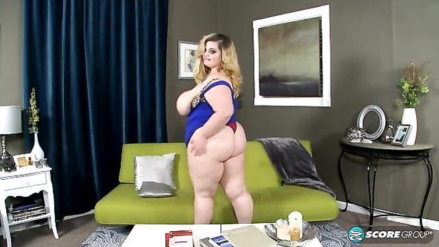 Порно видео с толстушкой