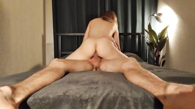 Реальный русский секс. Домашнее порно видео