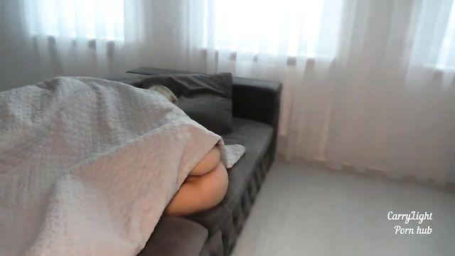 Трахнул пьяную спящую жену после бурной вечеринки