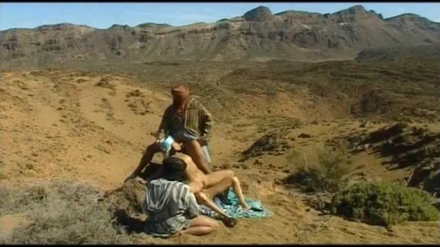 Пирамида 3 / Private Gold 13: Pyramid (порно фильм №3) с русским переводом