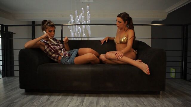 Моя сестра и я | My Sister and Me, порнофильм с русским переводом