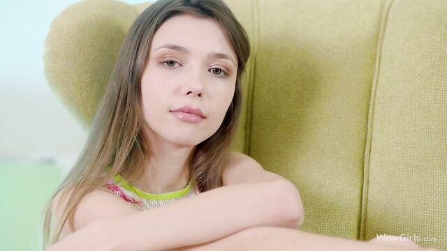 Екатерина Волкова: самое первое откровенное порно видео