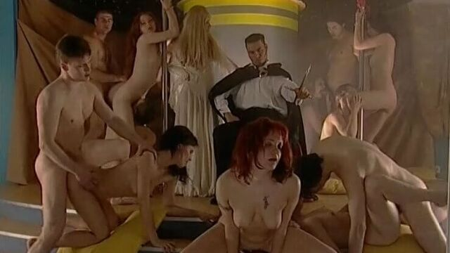Порно фильм Мастер и Маргарита. Бал у Сатаны (Михаил Булгаков)