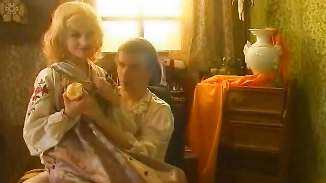 Да, были бабы в наше время... Русский порно фильм