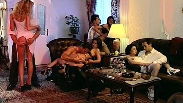 Современный Дон Жуан - порно фильм с русским переводом