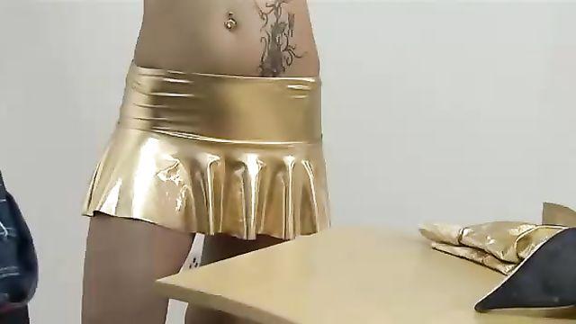 Порно фильм Аннина. Беседы о сексе (с русским переводом)